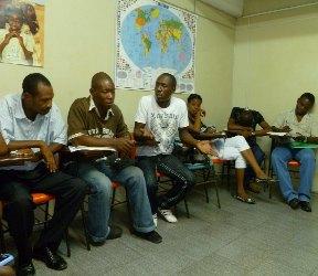 foto: Pastoral do Imigrante em Manaus