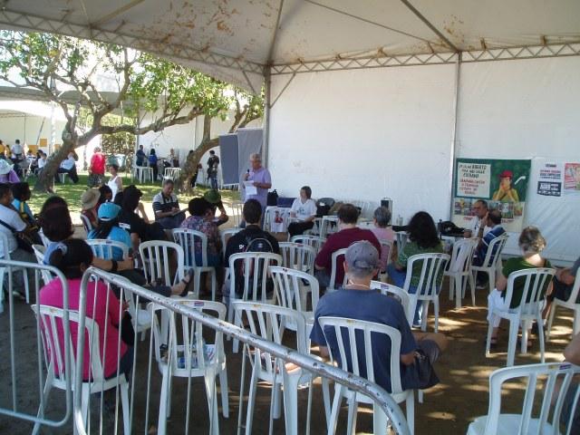 Mudanças Climáticas e Migrações na Cúpula dos Povos
