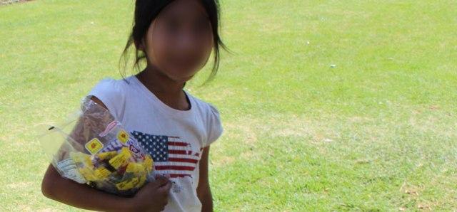 Meninas migrantes enfrentam riscos em travessia para os Estados Unidos